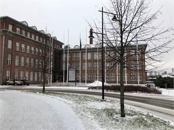Toimitila, Kivääritehtaankatu 6, Tourula, Jyväskylä