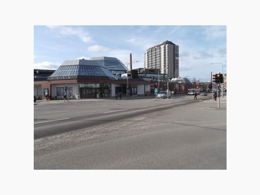 Hatanpään valtatie 1, Keskusta Tampere, Tampere