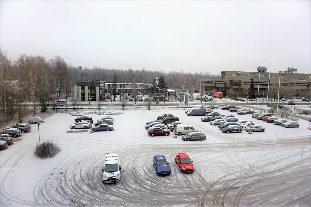 Olarinluoma 14, Olari, Espoo