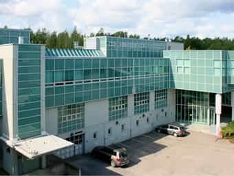 Toimitila, Finnoonniitty 7, Suomenoja, Espoo