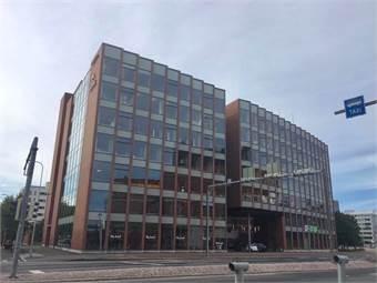 Toimitila, Porkkalankatu 24, Ruoholahti, Helsinki