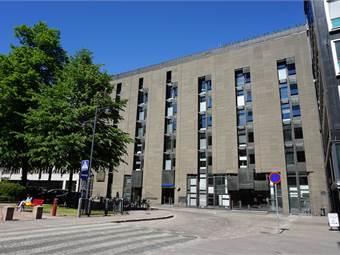 Toimitila, Paasivuorenkatu 3, Hakaniemi, Helsinki