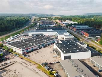 Toimitila, Koskelontie 21-25, Koskelo, Espoo