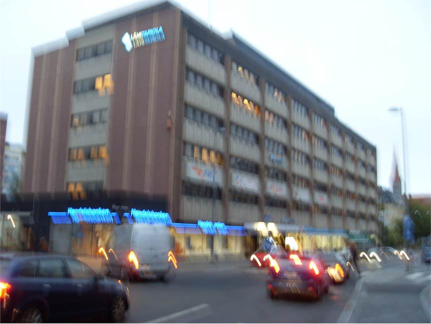 Rautatienkatu 10, Keskusta, Tampere