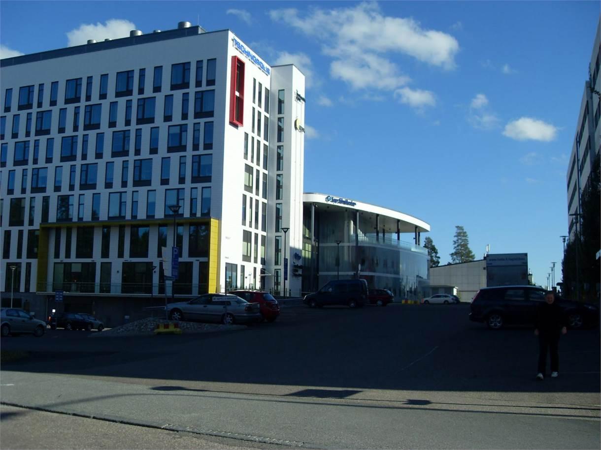 Biokatu 8, Kauppi, Tampere