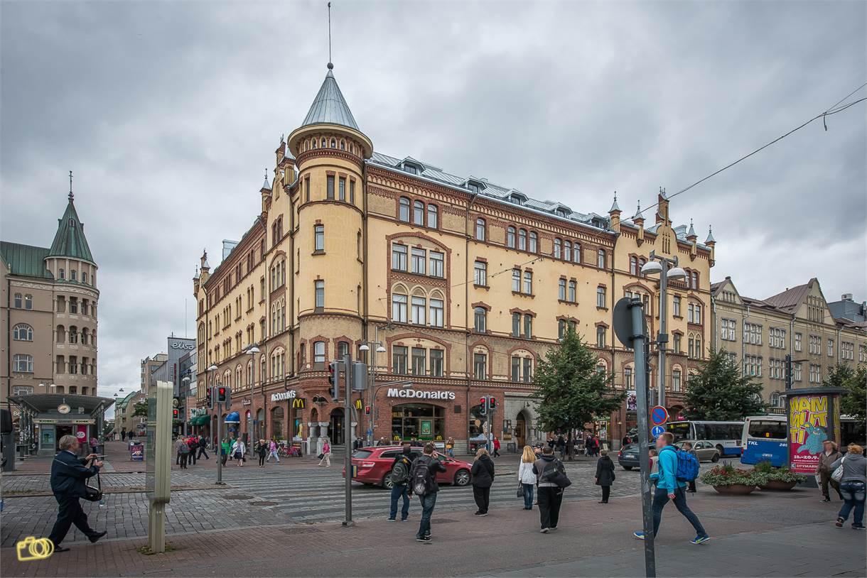 Hämeenkatu 17, Keskusta, Tampere
