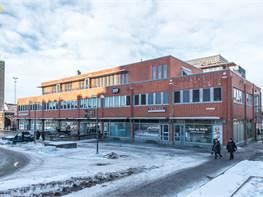Toimitila, Itsenäisyydenkatu 2, Keskusta, Tampere