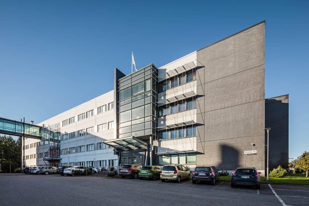 Visiokatu 4, Hervanta, Tampere