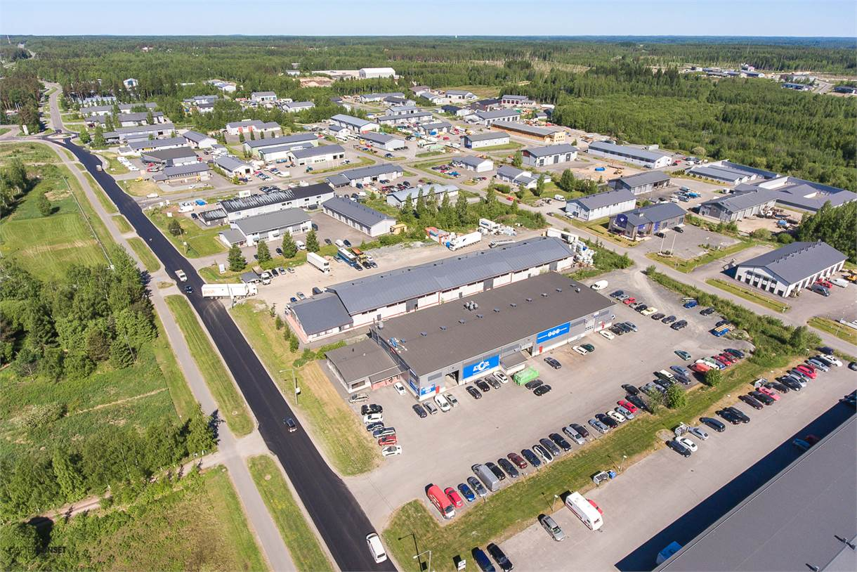 Elovainiontie 15, Elovainio, Ylöjärvi