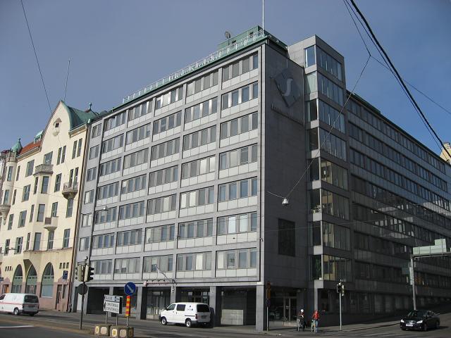 Unioninkatu 9, Keskusta, Helsinki