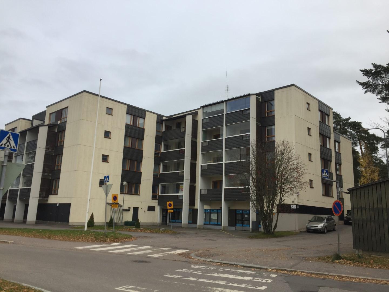 Otakuja 2, Otaniemi, Espoo