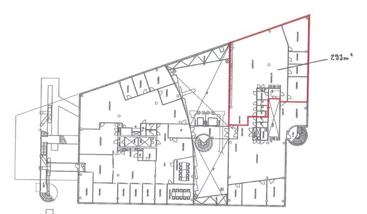 Planlösning Tammasaarenkatu 1 Ruoholahti