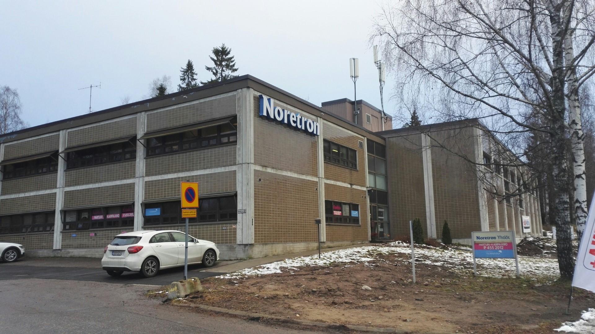 Toimitila, Mankkaantie 32, Mankkaa, Espoo