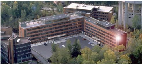 Tekniikantie 4 A, Otaniemi, Espoo