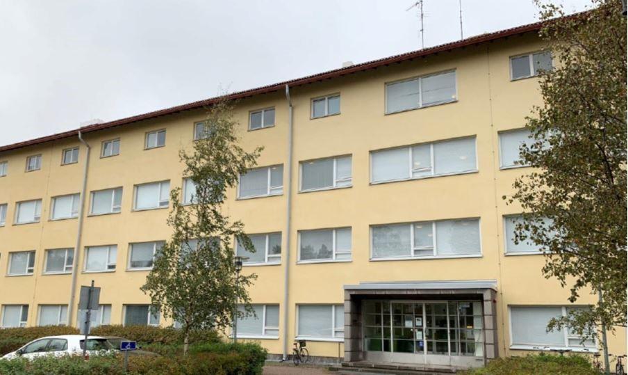 Koetilantie 5, Viikki, Helsinki