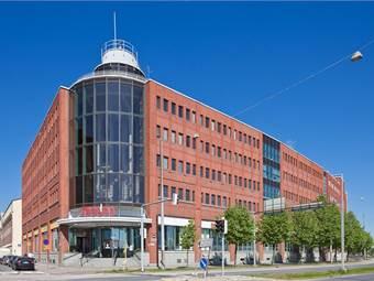 Toimitila, Hermannin Rantatie 10, Helsinki