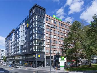Toimitila, Rautatienkatu 21 TAMPERE, Tampere