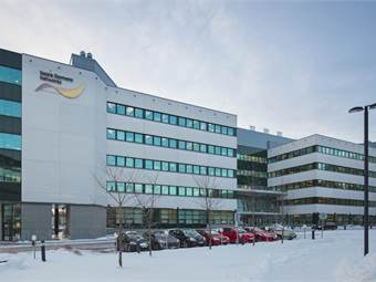 Toimitila, Karaportti 5, Espoo