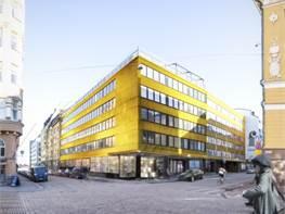 Toimitila, Fabianinkatu 9, Helsinki