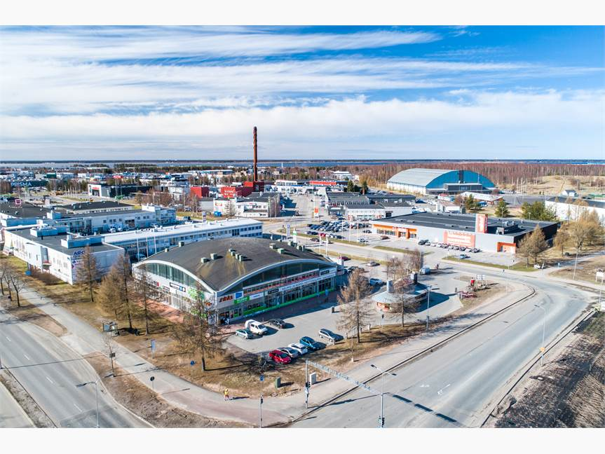 Kempeleentie 5, toinen krs, Limingantulli, Oulu