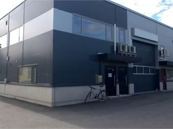 Toimitila, Voimakatu 14, Itäharju, Turku