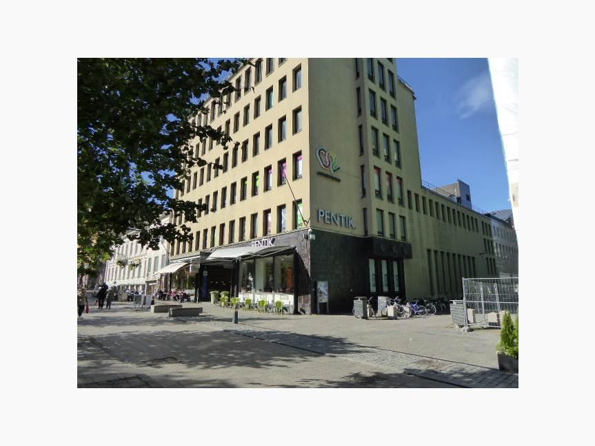 Hovioikeudenpuistikko 13, Vaasa