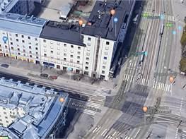 Toimitila, Runeberginkatu 60B, Taka-Töölö, Helsinki