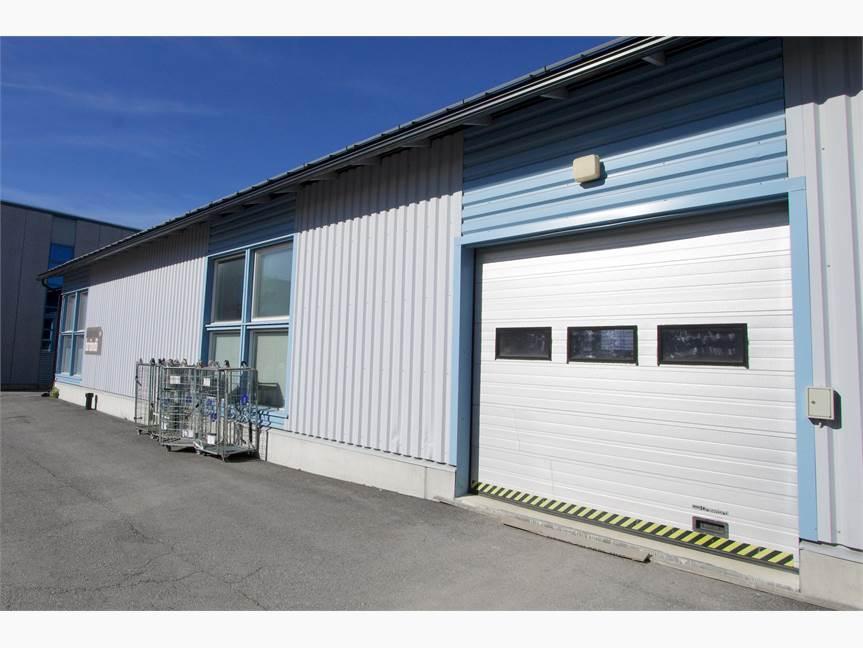Hiojankuja 2b, Vanttilan teollisuusalue, Espoo