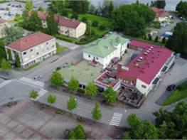 Toimitila, Kauppaneuvoksenkatu 2, Mänttä, Mänttä-Vilppula