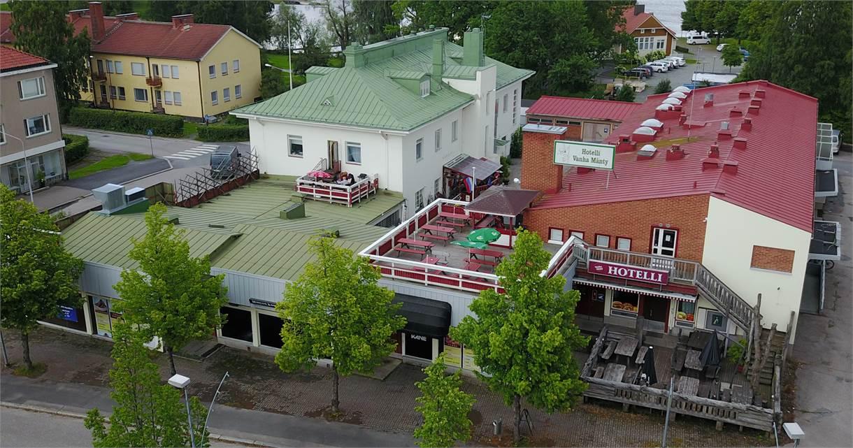 Kauppaneuvoksenkatu 2, Mänttä, Mänttä-Vilppula