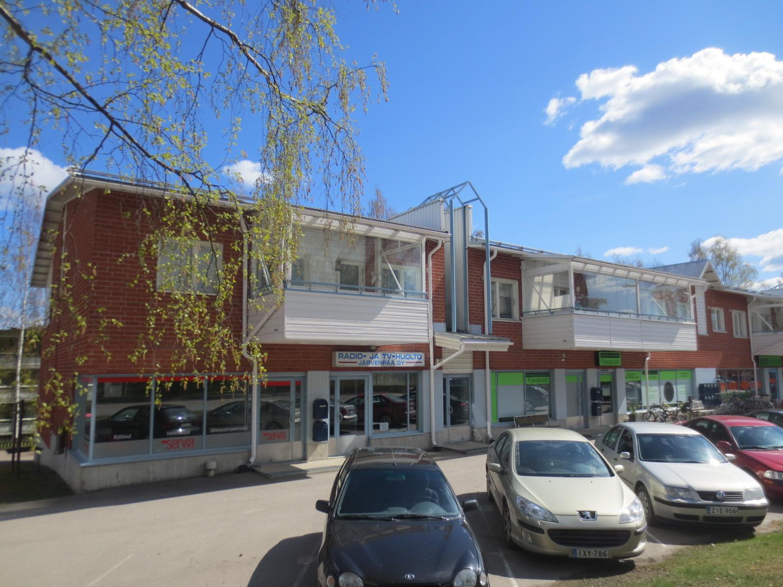 Toimitila, Kauppakatu 23, keskusta, Äänekoski