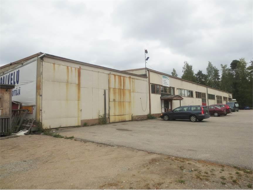 Rautatienkatu 50, Keskustassa, Äänekoski