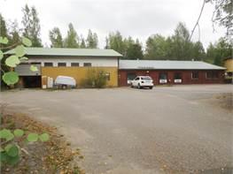 Toimitila, Teollisuuskatu 33, Laajalahti, Äänekoski