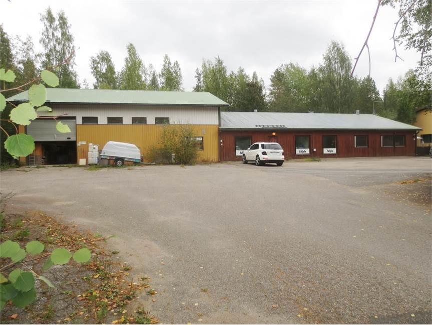 Teollisuuskatu 33, Laajalahti, Äänekoski