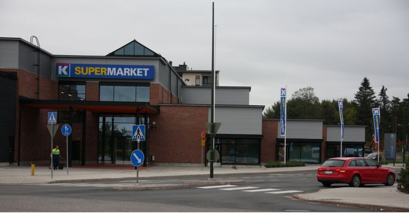 Toimitila, Mahlamäentie 2, Nurmijärven keskusta, Nurmijärvi