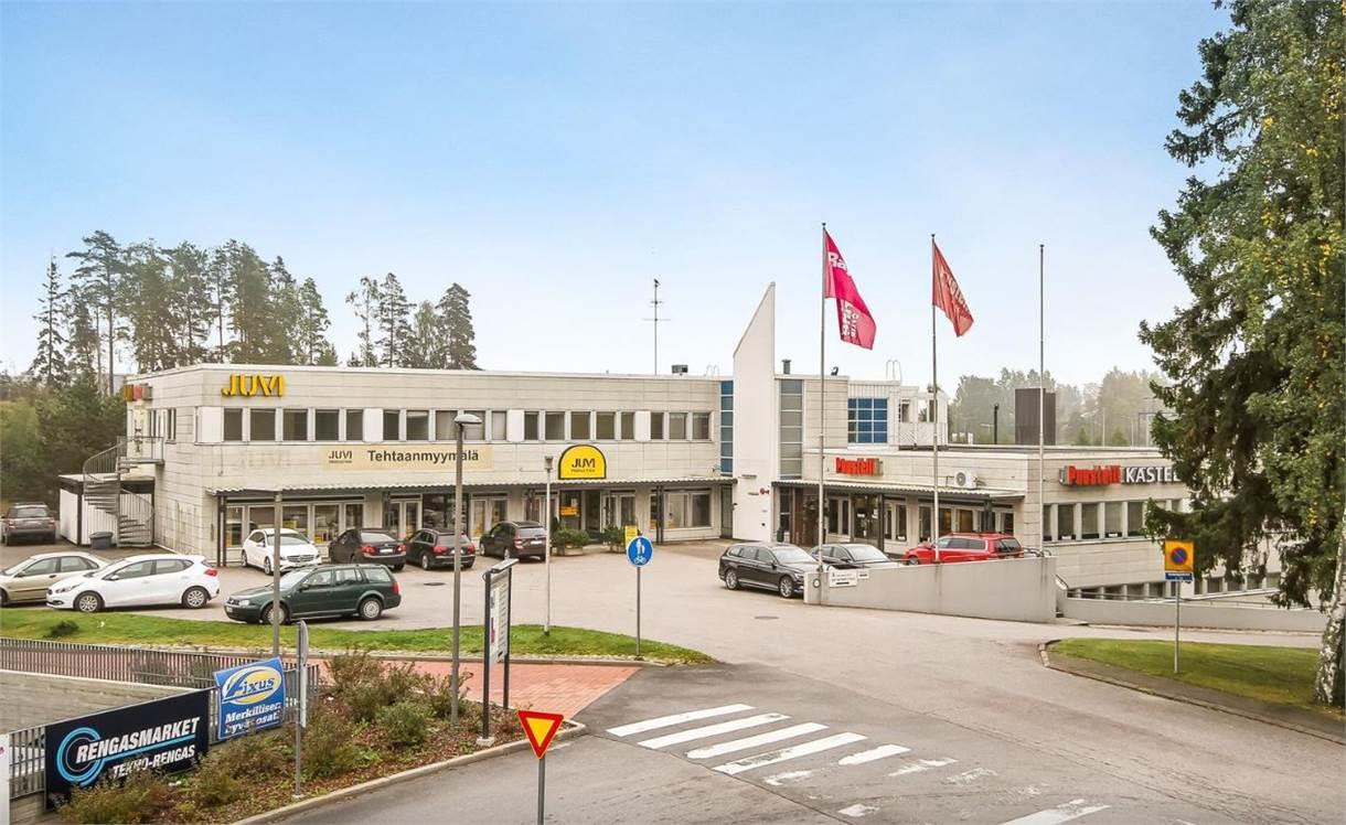 Suomalaistentie 1-3, Suomenoja, Espoo