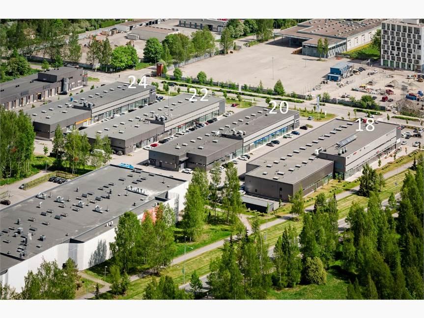 Puutarhatie 18, Tikkurila, Vantaa