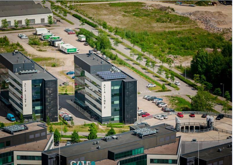 Perintötie 2, Aviapolis, Vantaa