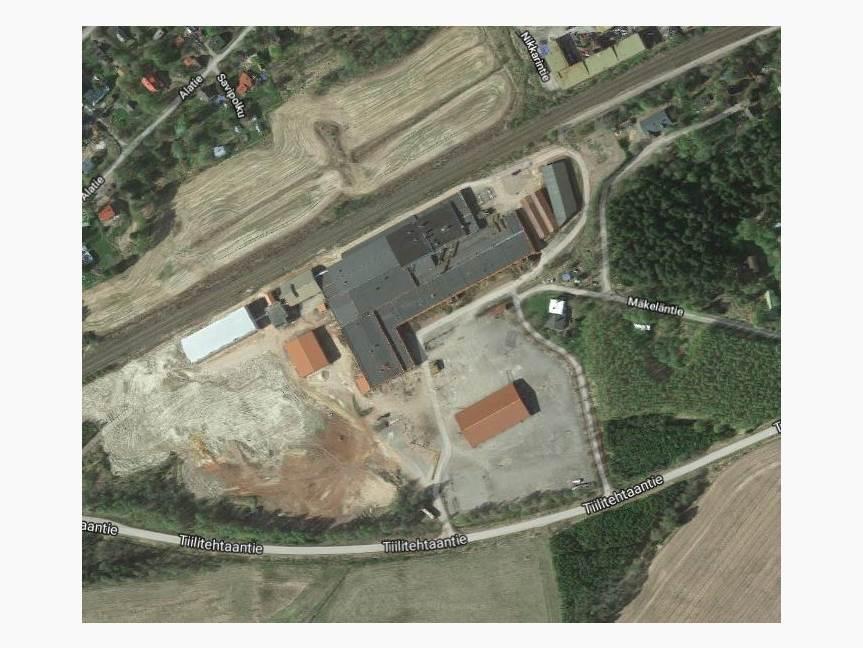 Tiilitehtaantie 11, Lappila, Kärkölä