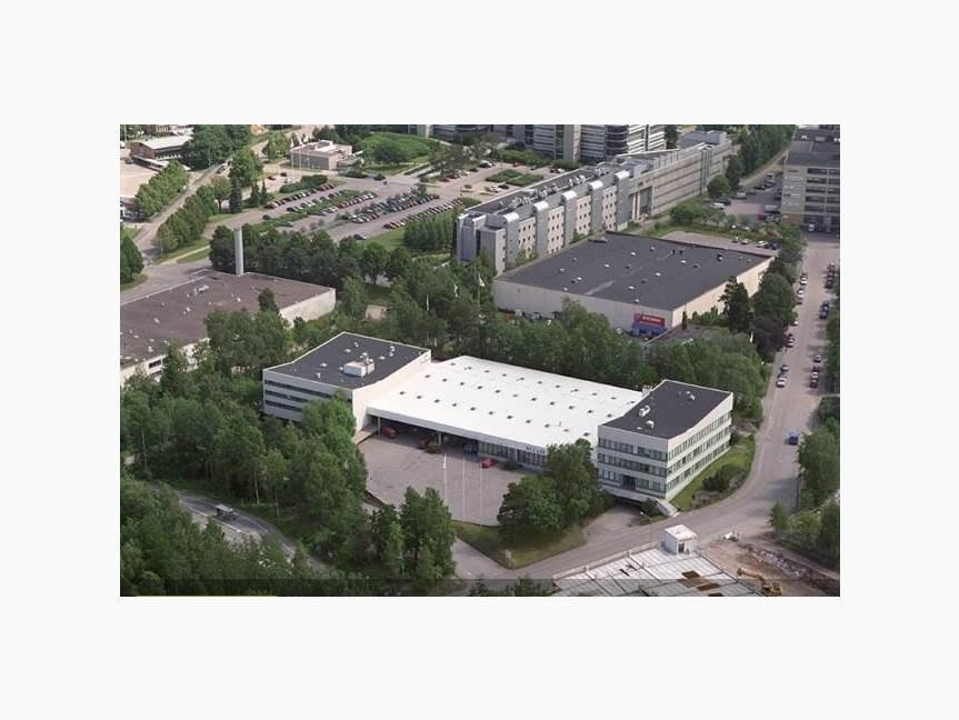 Atomitie 1, Pitäjänmäki, Helsinki