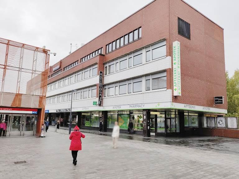 Turunlinnantie 14, Itäkeskus, Helsinki