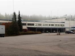 Toimitila, Satamatie 12, Heinola