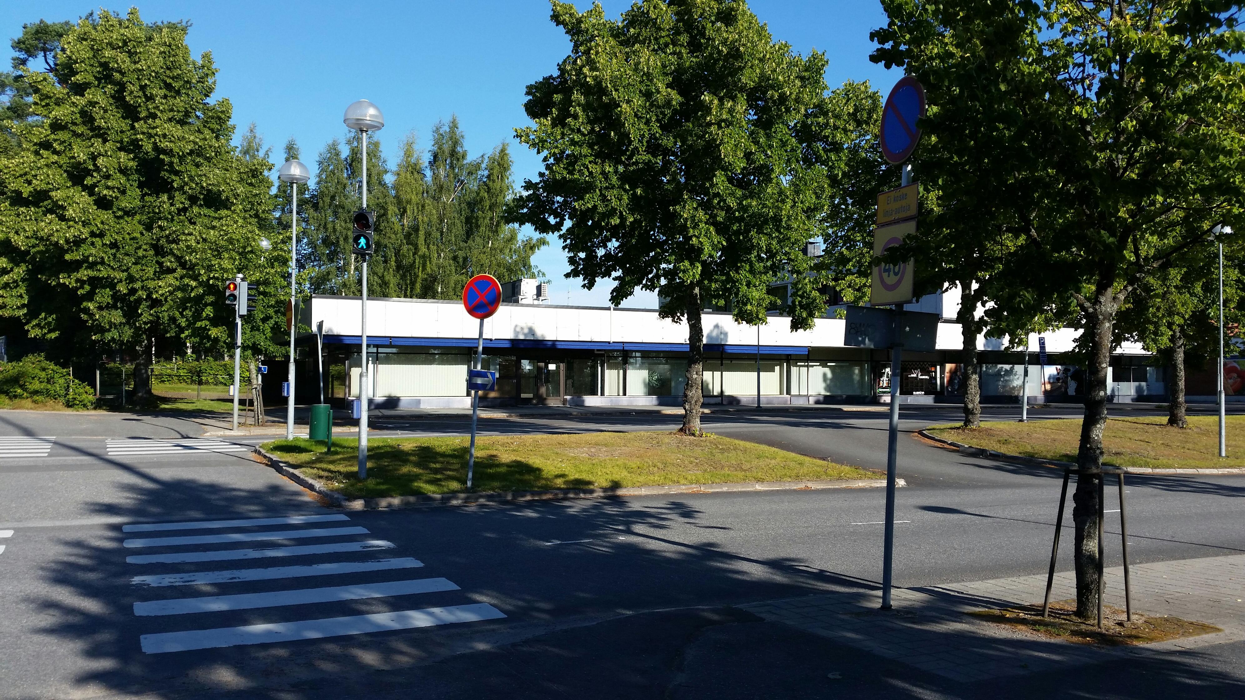 Toimitila, Vesmannintie 6, Vaajakoski, Jyväskylä