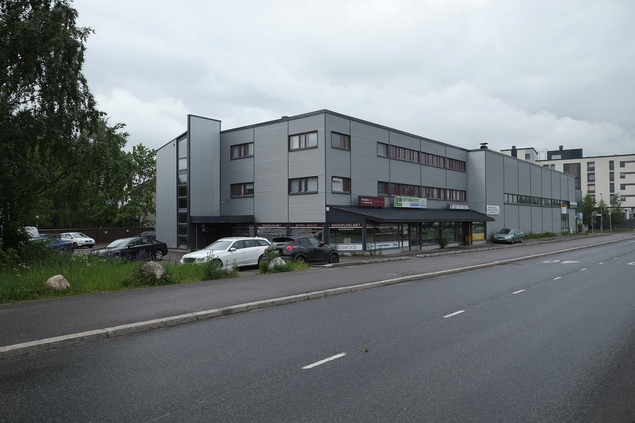 Toimitila, Tikkurilantie 68, TIKKURILA, Vantaa