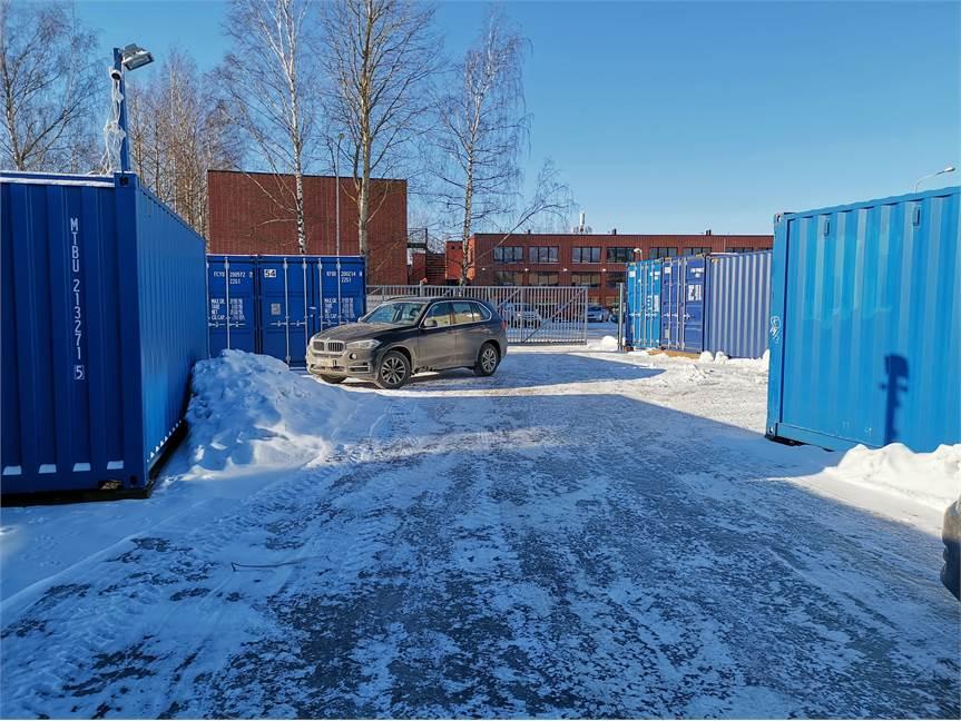 Muonamiehentie 13, Pitäjänmäki, Helsinki