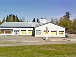 Toimitila, Tukikohdantie 8, Länsiväylän teollisuusalue, Vehkano, Pieksämäki