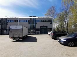 Toimitila, Sienitie 18, Heikinlaakso, Helsinki