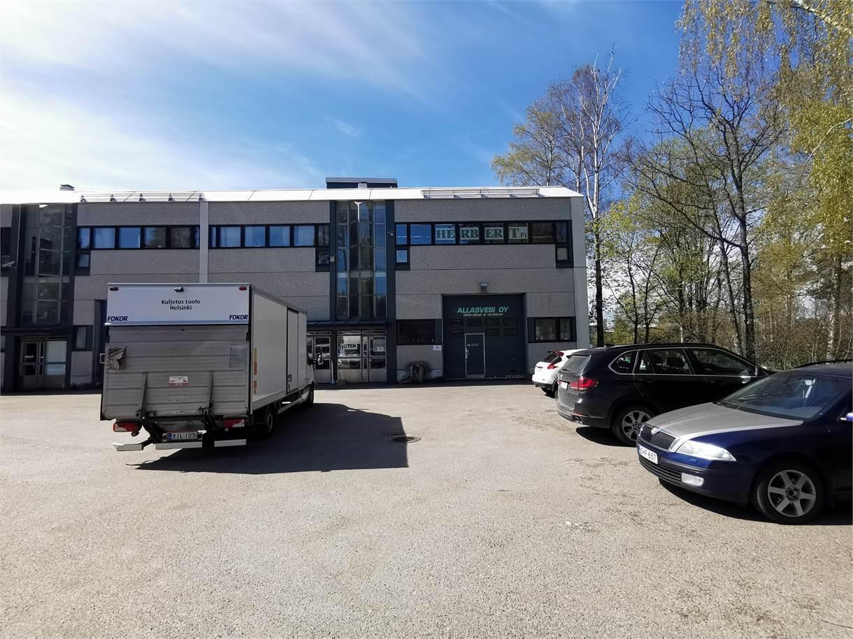 Sienitie 18, Heikinlaakso, Helsinki