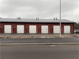 Toimitila, Rajamaankaari 27, Juvanmalmi, Espoo