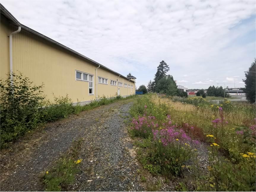 Teollisuustie 4, *, Ylöjärvi